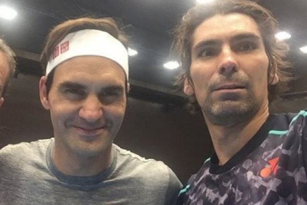 Federer-Peralta