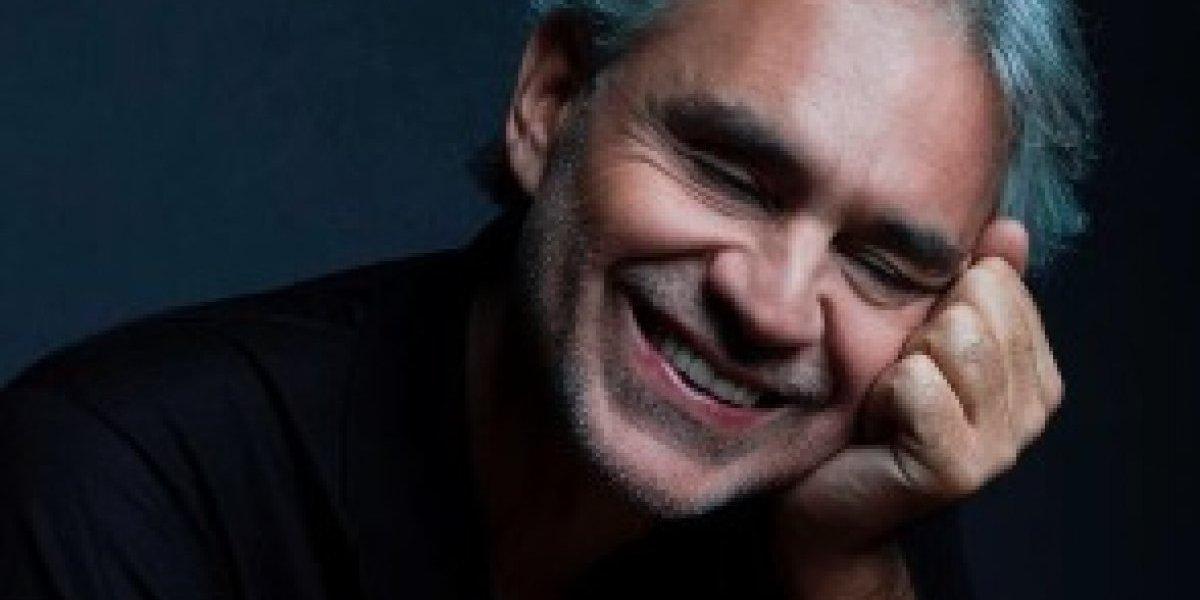 Andrea Bocelli vuelve con nuevo álbum tras 14 años de silencio
