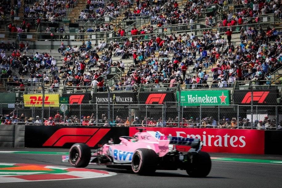 El piloto mexicano quedó décimo en las prácticas Cortesía