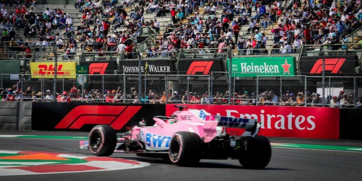 Más de 80 mil personas asistieron al primer día del Gran Premio de México