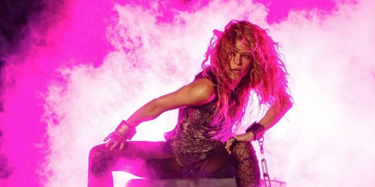 Shakira publica video en redes y llueven críticas por su apariencia