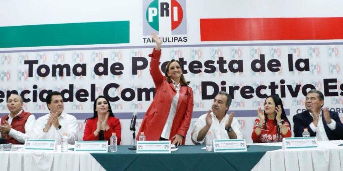 Al renovarse, el PRI será el mejor partido de México: Massieu