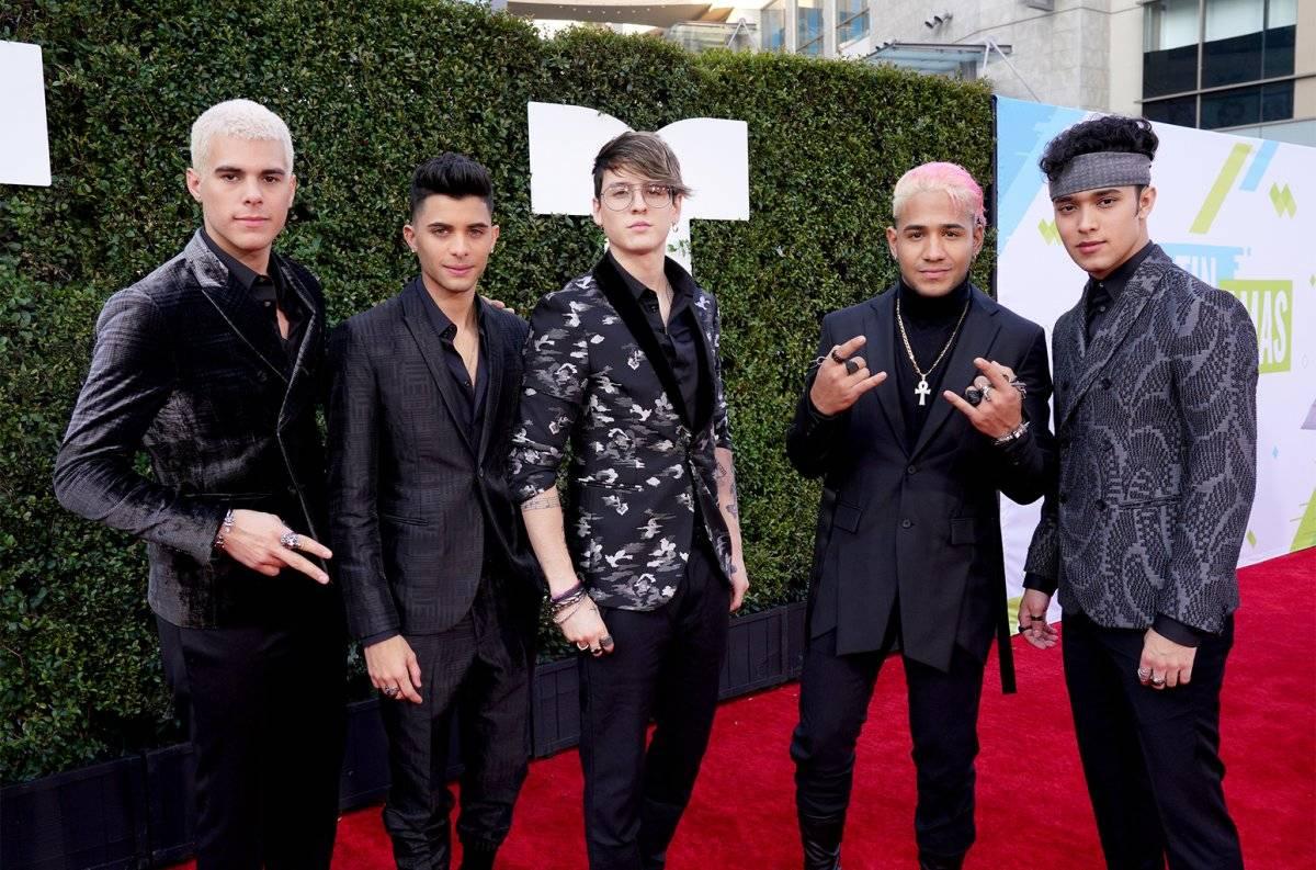 CNCO, Ozuna, Bad Bunny triunfaron en los Latin American Music Awards LATIN AMAS