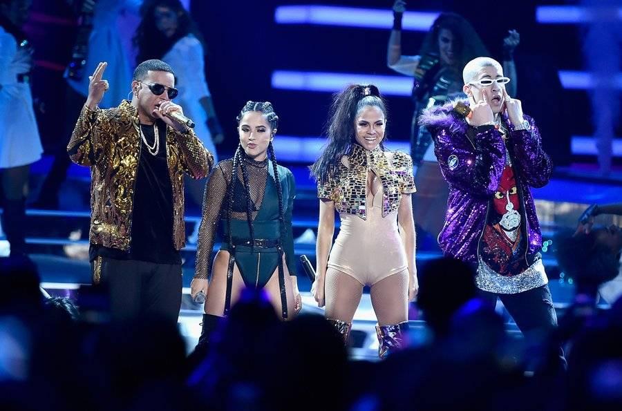 CNCO, Ozuna, Bad Bunny triunfaron en los Latin American Music Awards