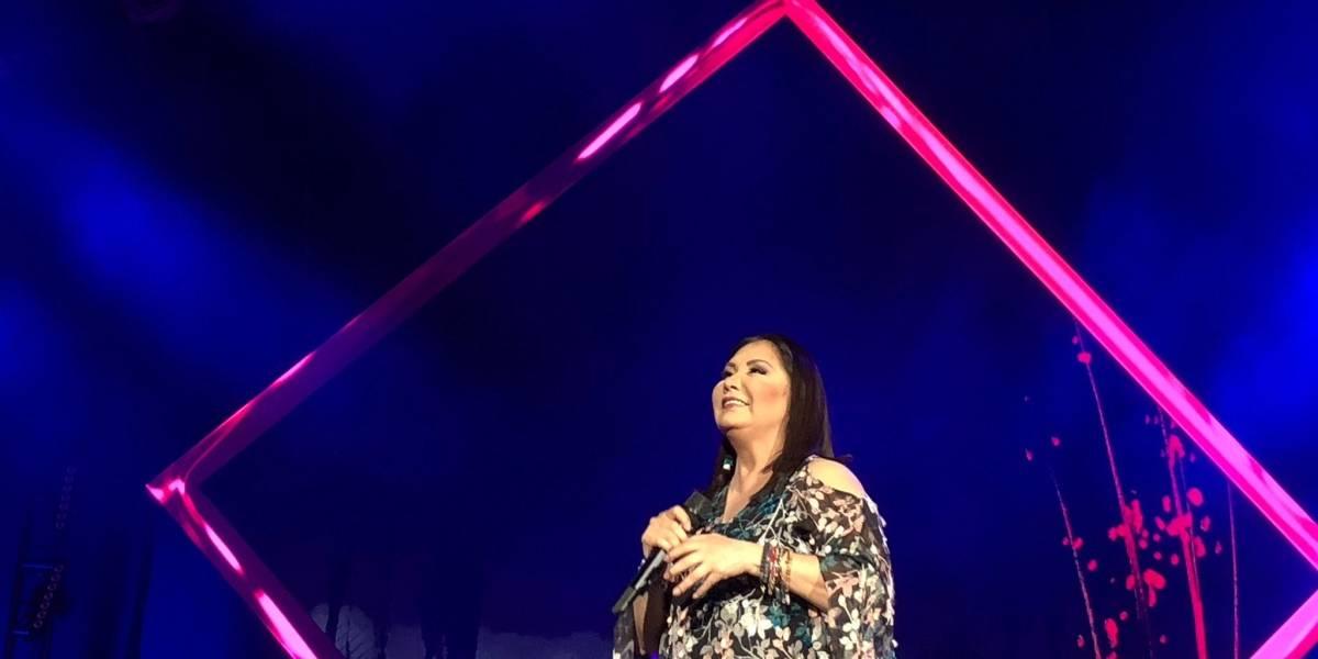 Ana Gabriel tiene regreso magistral en el Auditorio Nacional