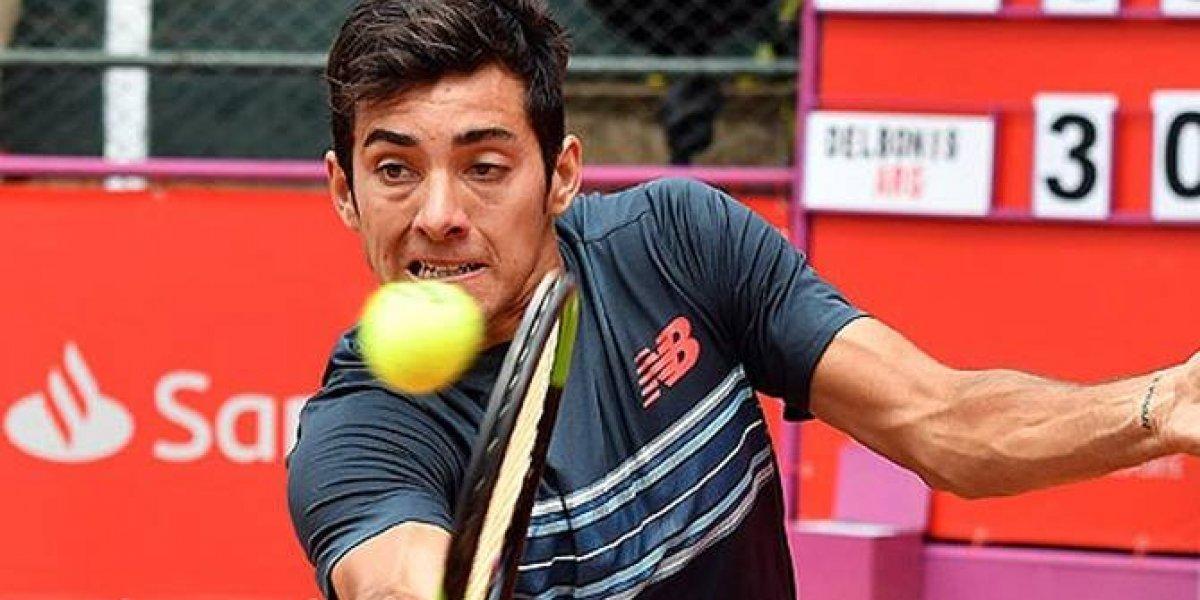 Christian Garín se bajó del Challenger de Guayaquil y da por finalizada su brillante temporada