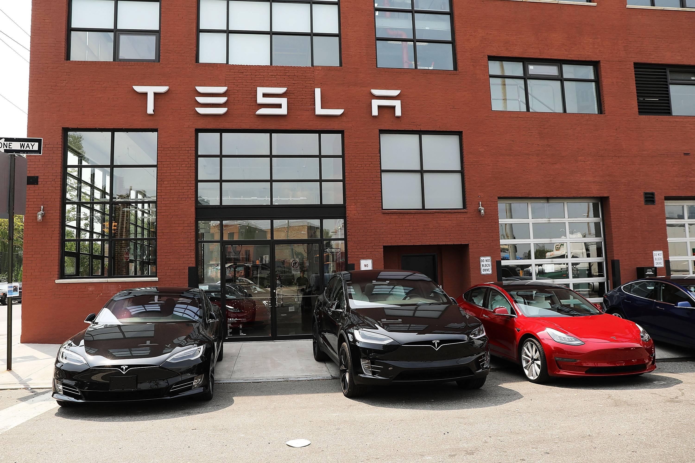 Tesla está pasando por el trimestre con mayores ganancias de su historia