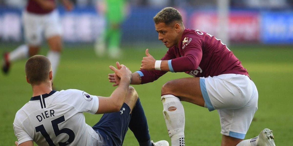 Un gol agónico amarga a Pellegrini y al West Ham