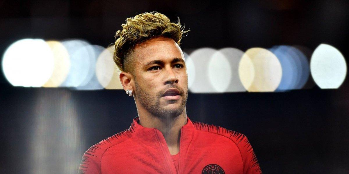 Neymar se tatua a sus superhéroes favoritos