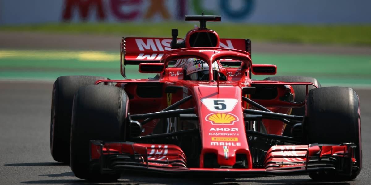 La Fórmula 1 se queda en CDMX, informa Claudia Sheinbaum