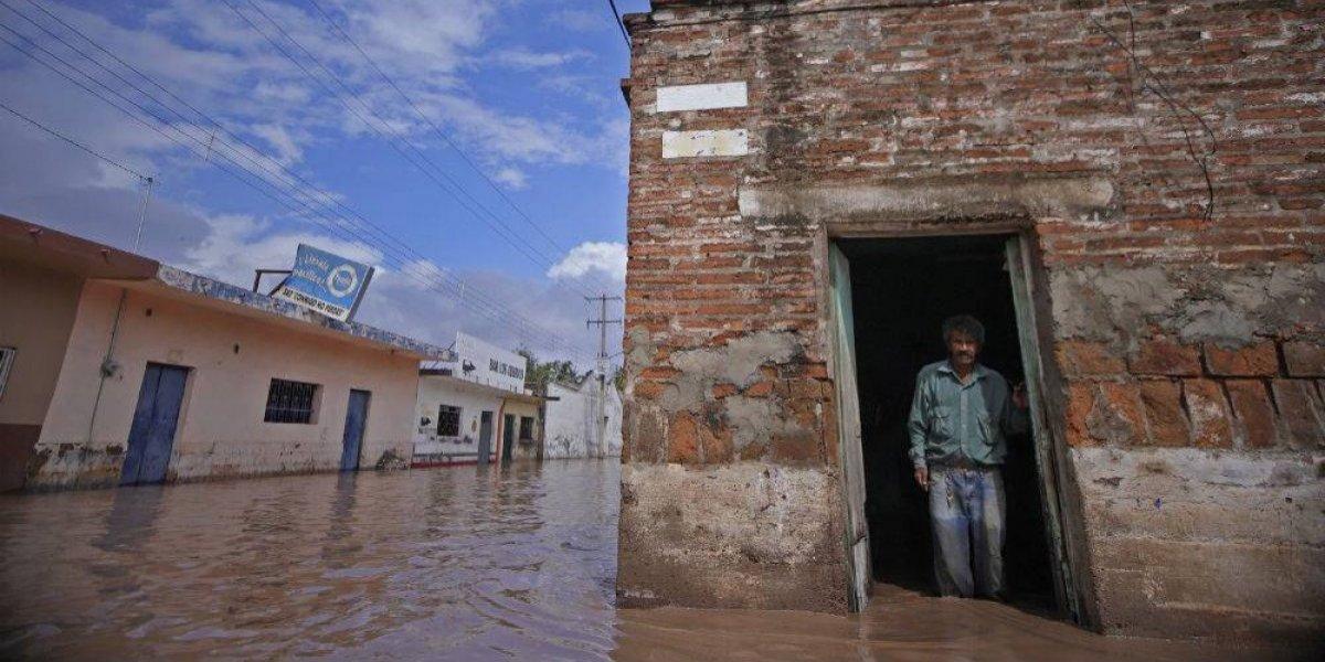 Huracán Willa causa la muerte de 4 personas en Nayarit