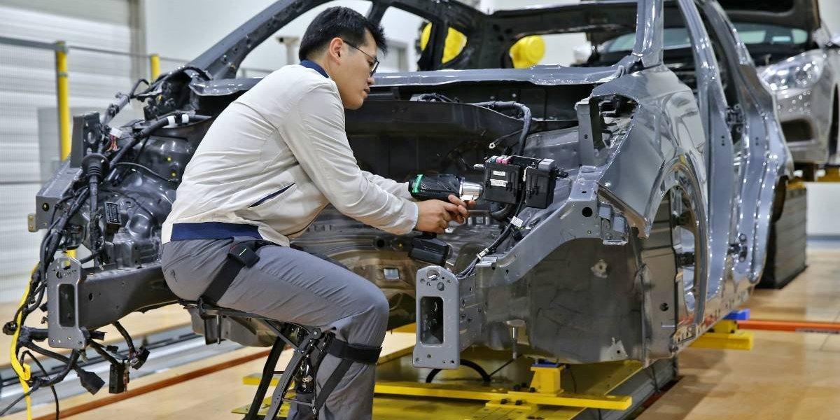 Grupo Hyundai sigue apostando a la robótica industrial