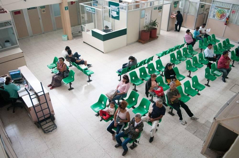 Instituto Mexicano del Seguro Social (IMSS) Foto: Cuartoscuro