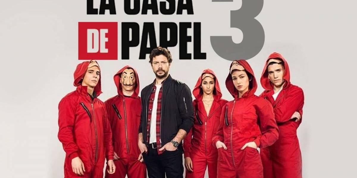 'La Casa de Papel' volverá pronto con un personaje llamado 'Bogotá'