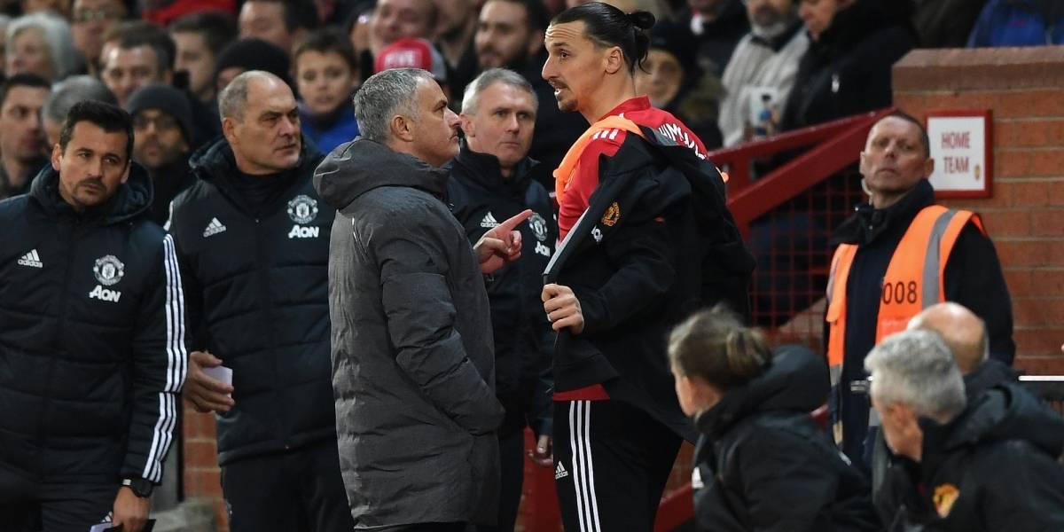 José Mourinho pone fin al deseo de que regrese Zlatan