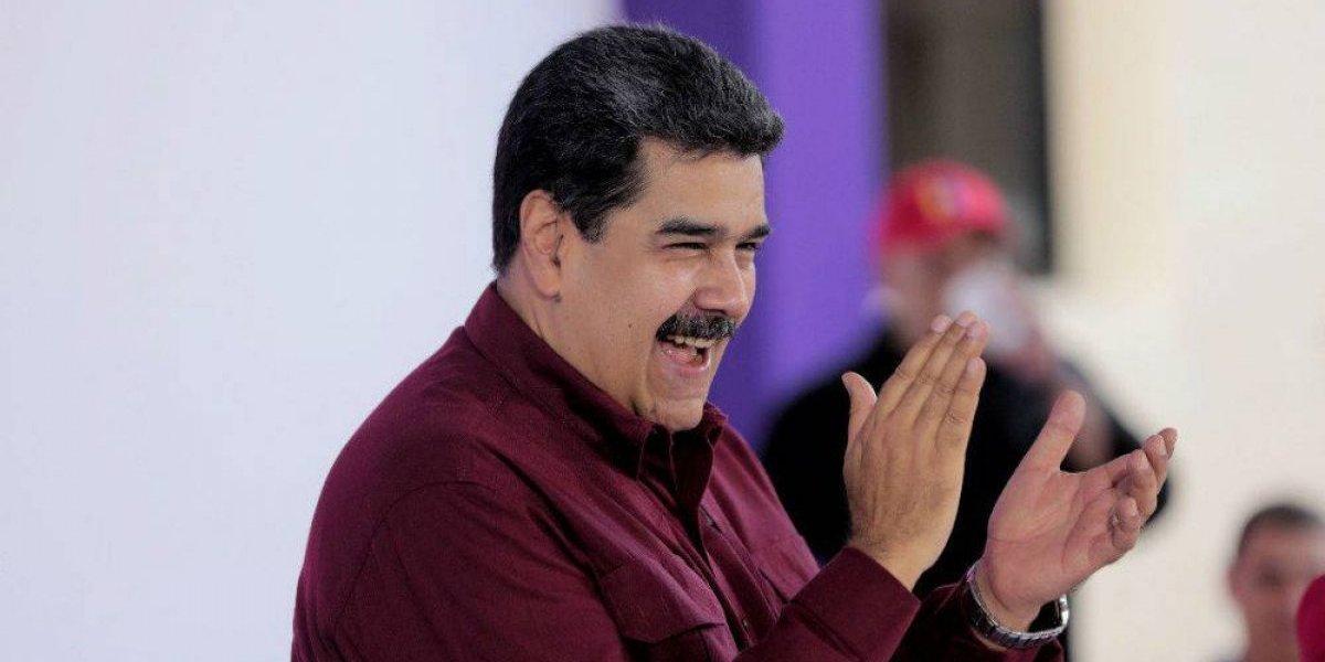 Maduro, el vergonzoso invitado