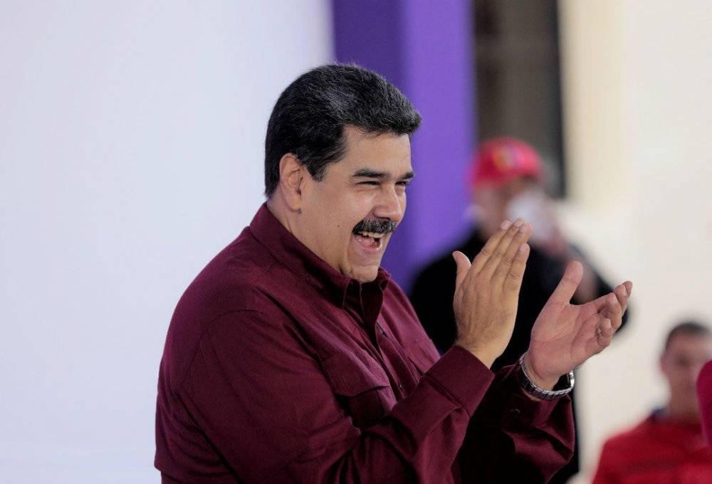 Nicolás Maduro Moros, presidente de Venezuela Foto: Twitter @NicolasMaduro