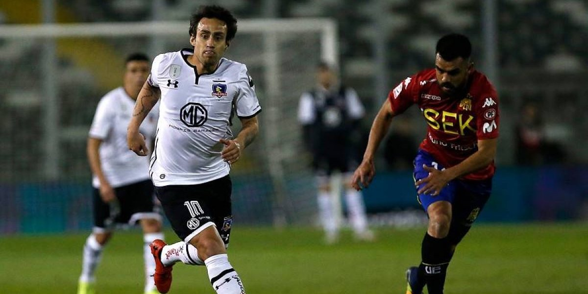 """El Mago Valdivia trata de ver lo positivo en Colo Colo: """"No es un premio de consuelo ir a una copa internacional"""""""
