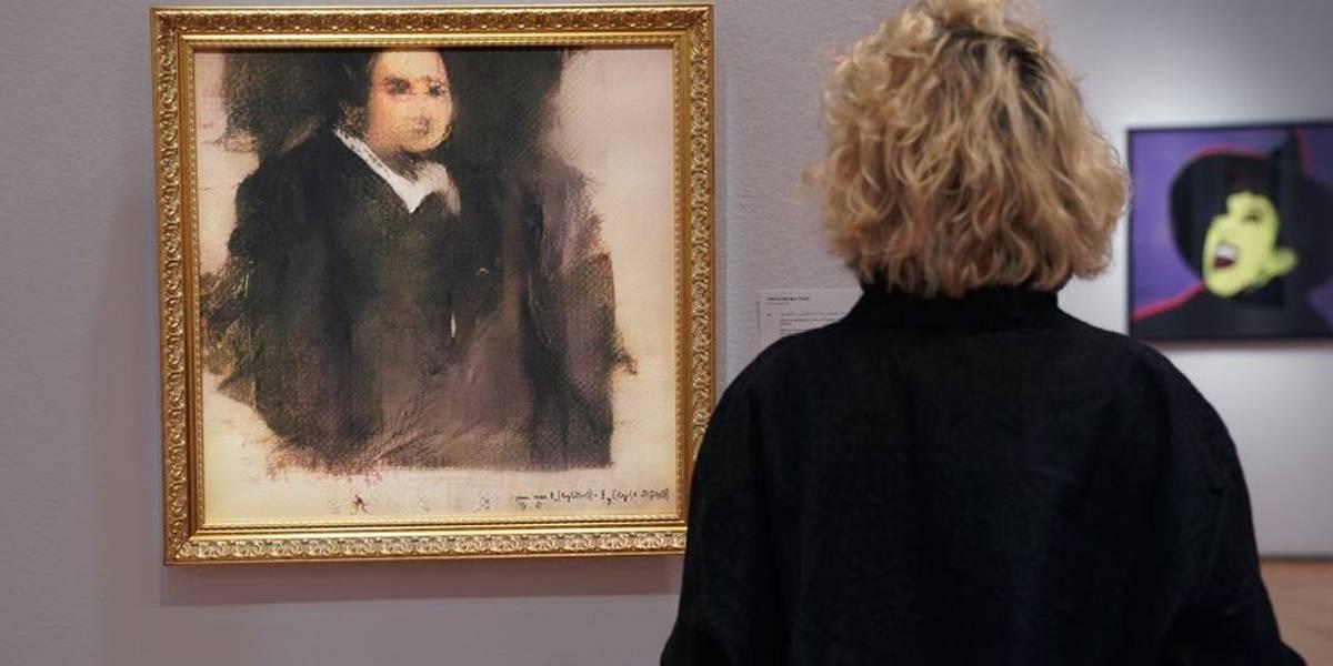 Retrato creado por Inteligencia Artificial se vende por una cifra ridícula