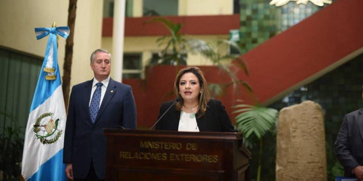 Gobierno insiste en avalar a comisionado adjunto de la CICIG