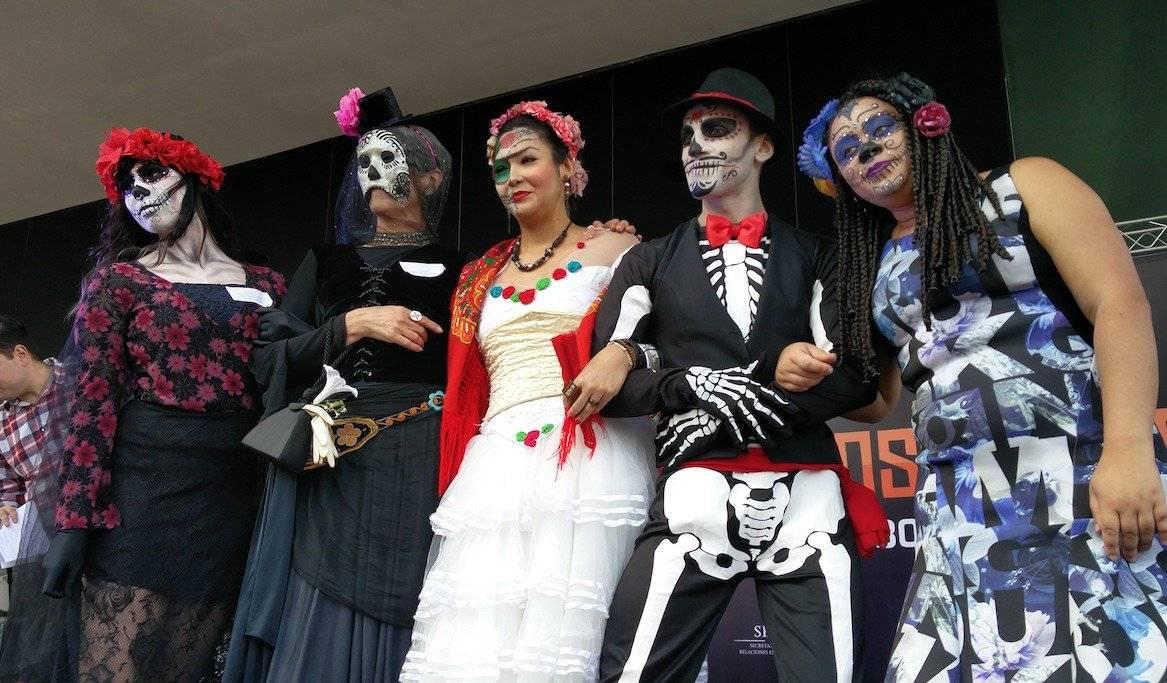 Fiesta de Dia de Muertos