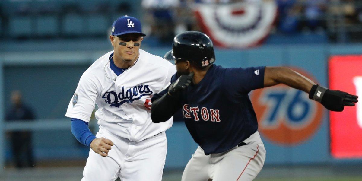 Minuto a minuto: Tercer partido de la Serie Mundial entre los Dodgers y los Medias Rojas