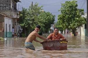 Inundaciones en Tecuala, Nayarit