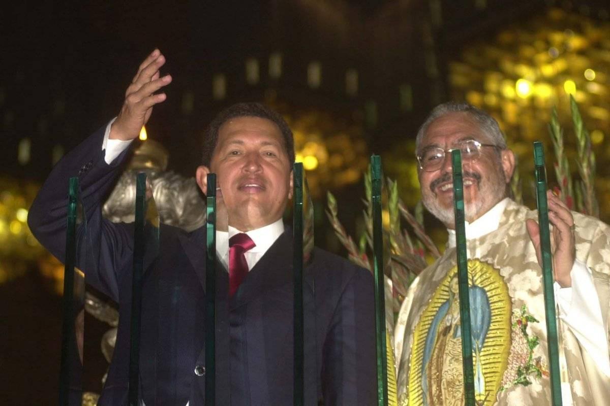 Visitó la Basílica de Guadalupe el 27 de mayo de 2004 Foto: Cuartoscuro