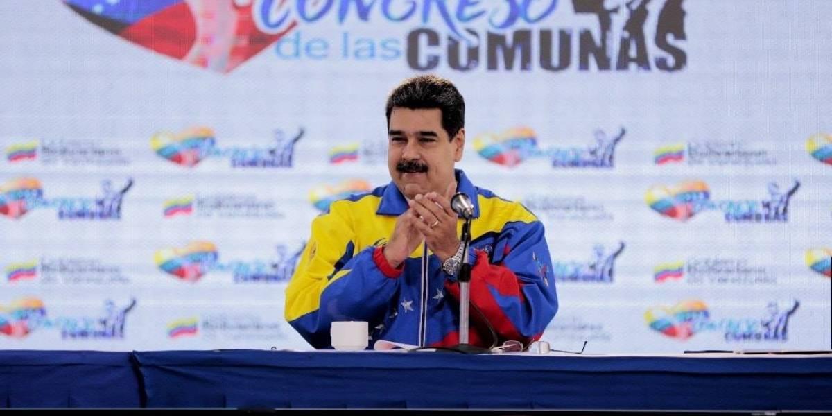 """""""Maduro no eres bienvenido"""": redes rechazan visita de presidente venezolano"""