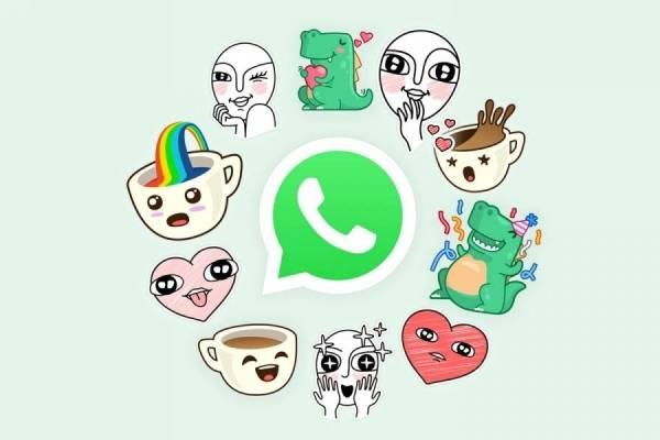 Los stickers de Whatsapp