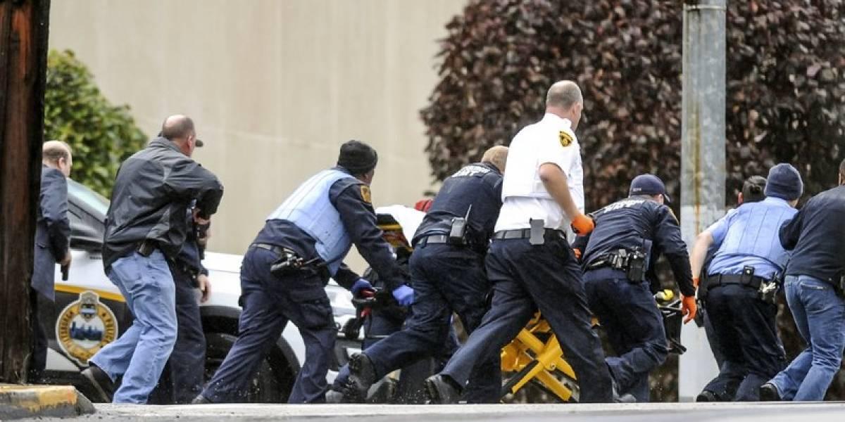 Acusan al presunto atacante de sinagoga en Pittsburgh de 29 cargos