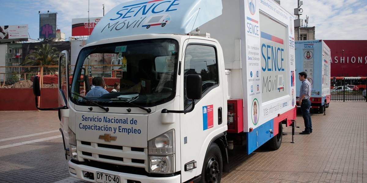 """""""Sence Móvil"""": el novedoso plan de empleo itinerante que lanzó el Gobierno"""