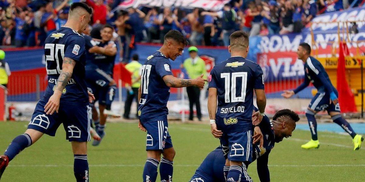 """Uno a uno de la U: La potencia de Vaz y el talento de Soteldo """"calentaron"""" el Campeonato Nacional"""