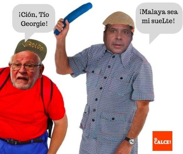 Georgeco y Pesqueroldo
