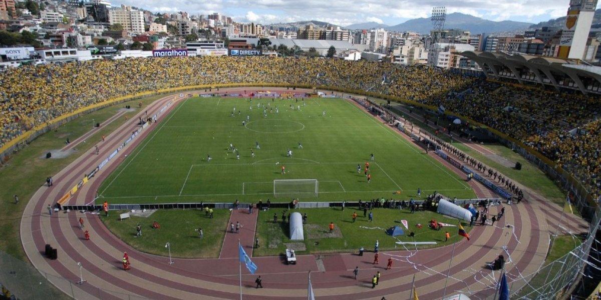 Se analiza derrocar el estadio Olímpico Atahualpa para construir uno nuevo