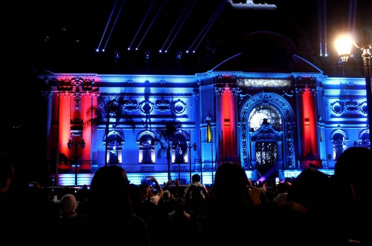 El espectáculo reúne a cientos de personas. Foto: Jaime Liencura / Publimetro