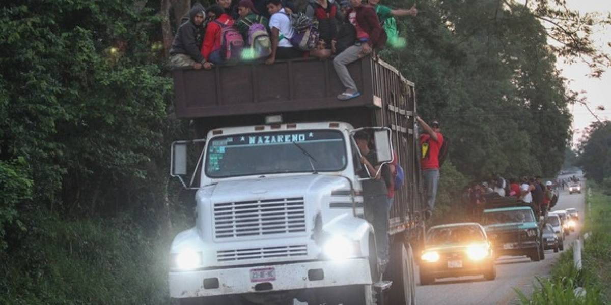 CDMX espera el ingreso de miles de migrantes en 7 días