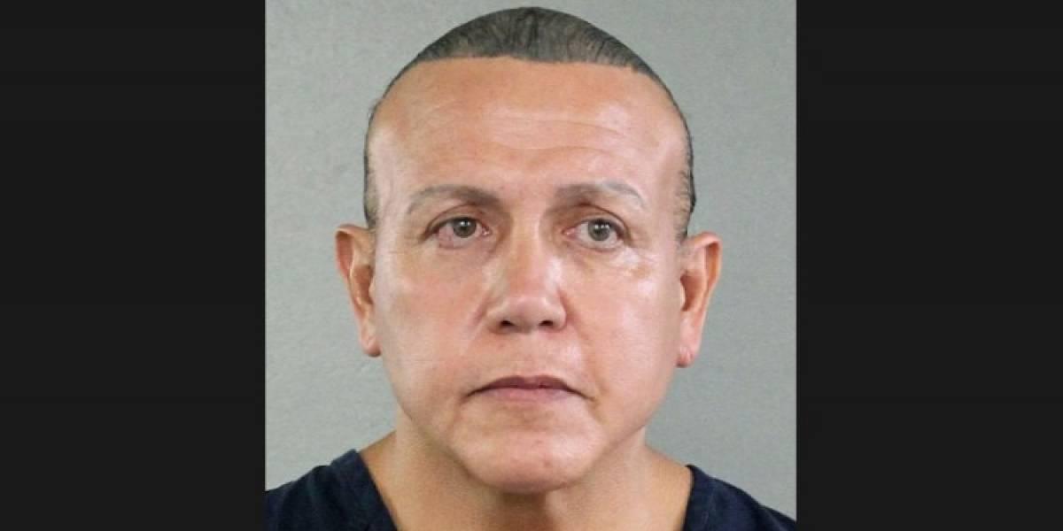 EE.UU. presenta cargos contra el sospechoso de enviar 13 bombas a demócratas