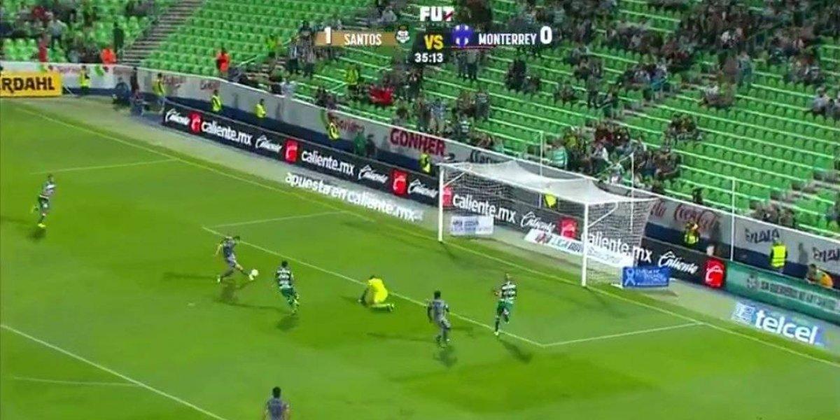 VIDEO: ¡Osote! Madrigal cometió el peor error del AP18