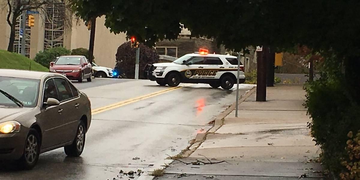 Policía de Pittsburgh arresta a sospechoso de tiroteo en sinagoga