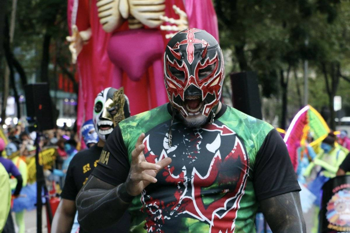 Luchadores del CMLL Carmen Ortega
