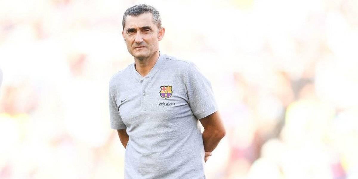 Se queda: Presidente del Barça de Vidal confirma que Valverde no se mueve y seguirá como DT