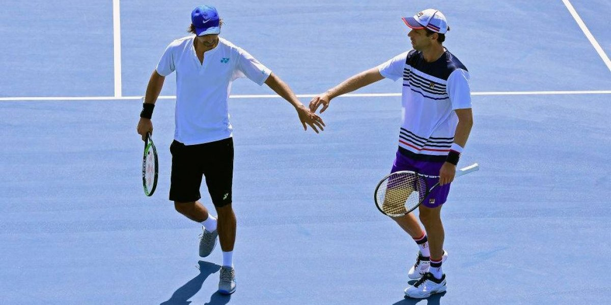 Julio Peralta no se pudo meter en la final del dobles en el ATP 500 de Basilea