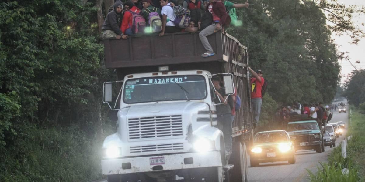 Amieva asegura que la CDMX está lista para recibir a caravana migrante