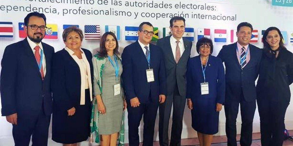 Eligen a RD para presidir Unión Interamericana de Organismos Electorales