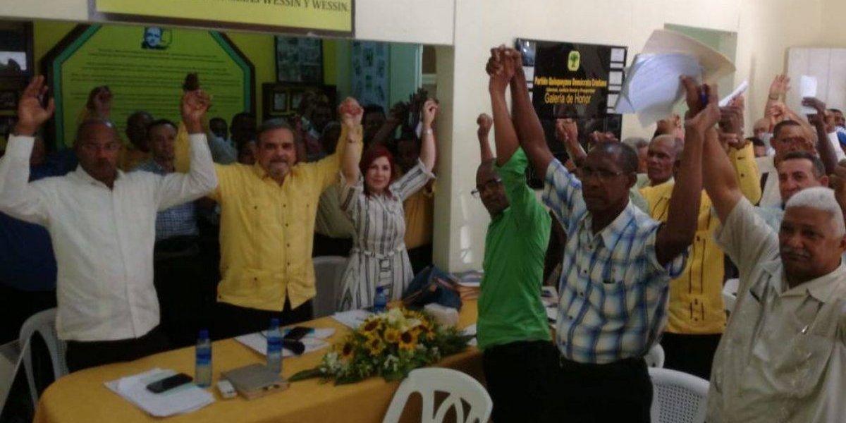 PQDC aprueba elegir candidatos con Asamblea Dirigentes para las elecciones del 2020