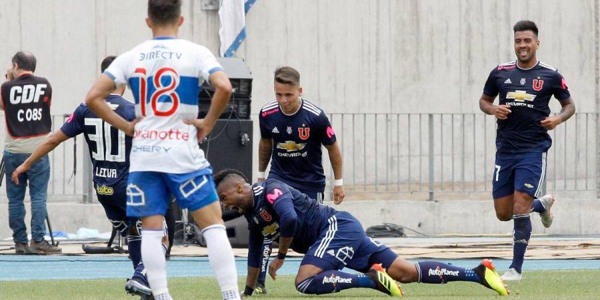 """El """"León"""" Rafael Vaz explicó su extraña celebración en el Clásico y le dedicó la victoria a su madre"""