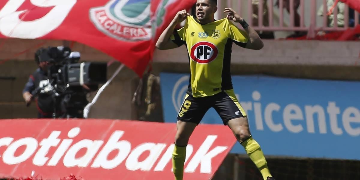 San Luis le ganó el clásico a La Calera con un salvador Ignacio González y mantiene vivo el sueño de seguir en Primera