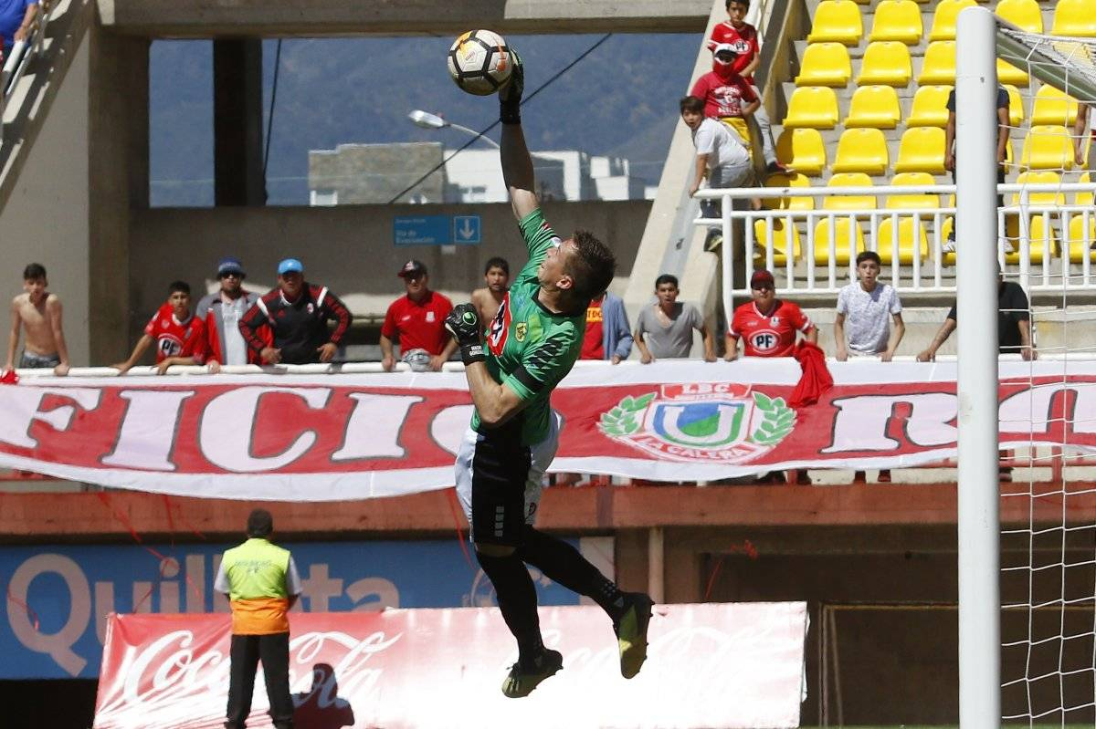 Nacho González fue la figura en Quillota / imagen: Photosport