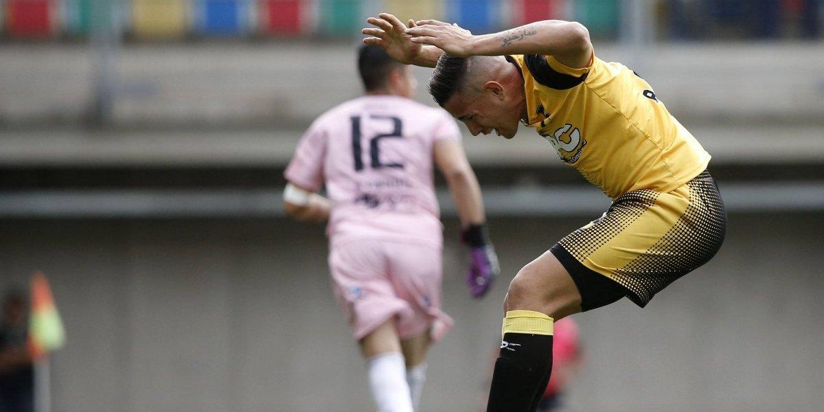 Coquimbo Unido no pudo ganarle a Melipilla y complicó su ascenso directo a Primera